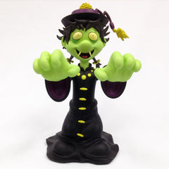 "Osaka Popstar ""Hopping Ghosts"" Vinyl Figure, Green Variant-a web exclusive! - Misfits Records - 1"