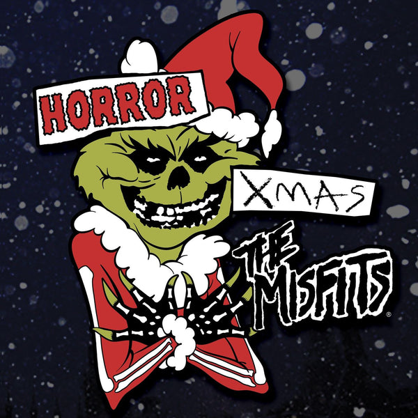 "Misfits ""Horror Xmas"" CD - Misfits Records"
