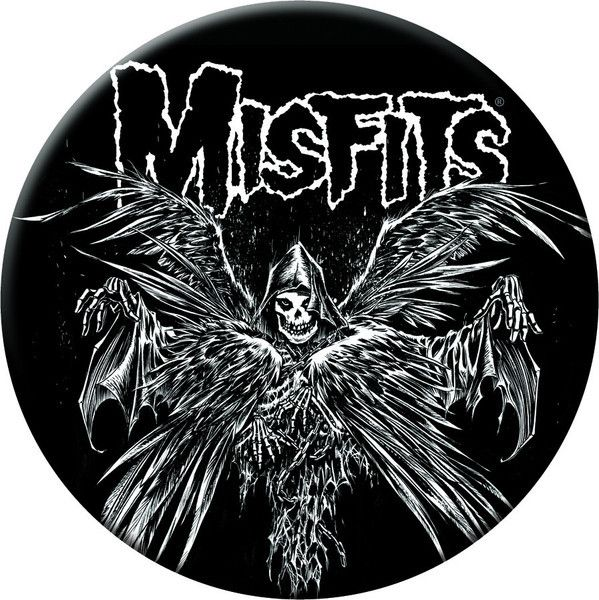Misfits Descending Angel Magnet - Misfits Records