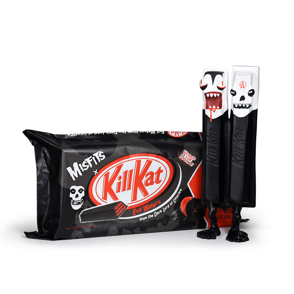 Misfits X Kill Kat –KING SIZE Ltd Ed Figure