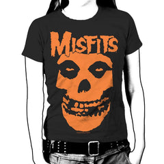 Halloween Fiend Womens T-Shirt - Misfits Records - 1