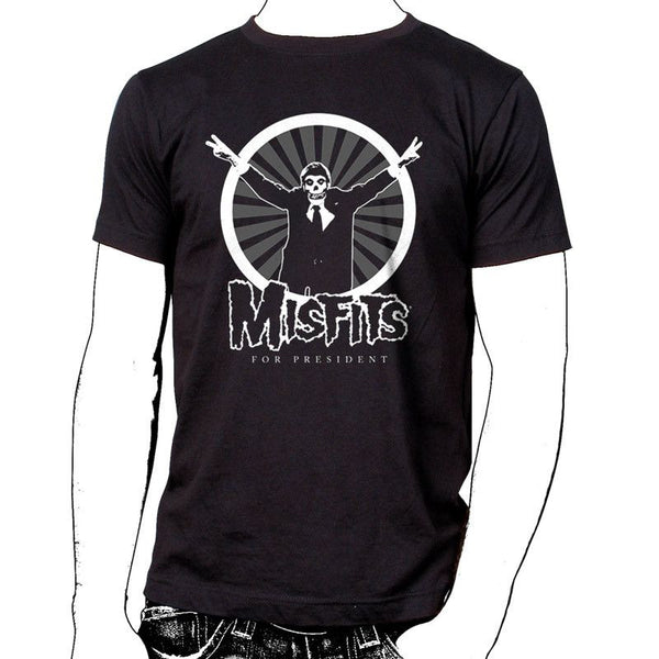 Misfits for President T-Shirt - Misfits Records - 1