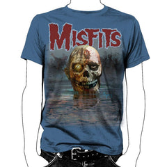 Twilight of the Dead T-Shirt - Misfits Records - 1