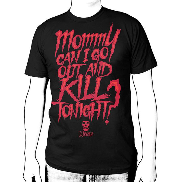 Mommy 138 (Vintage Line) T-Shirt - Misfits Records - 1