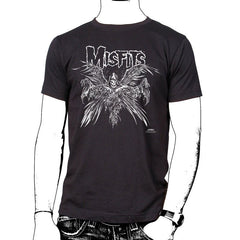 Descending Angel T-Shirt - Misfits Records - 1