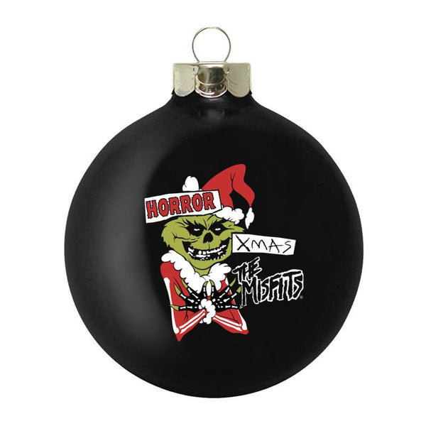 Horror Xmas Ornament - Misfits Records