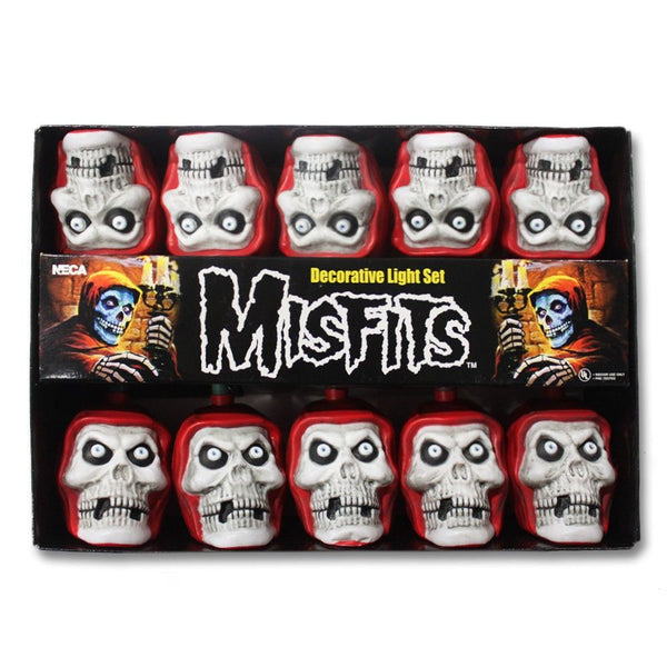 Red Fiend Decorative Light Set - Misfits Records - 1