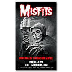 "Misfits ""Fiend"" Mask - Misfits Records - 3"