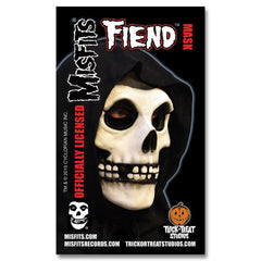 "Misfits ""Fiend"" Mask - Misfits Records - 4"
