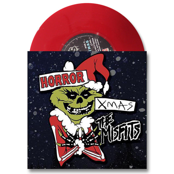 "Horror Xmas 7"" (Red Vinyl Edition)"
