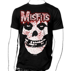 Bloody Logo T-Shirt - Misfits Records - 1
