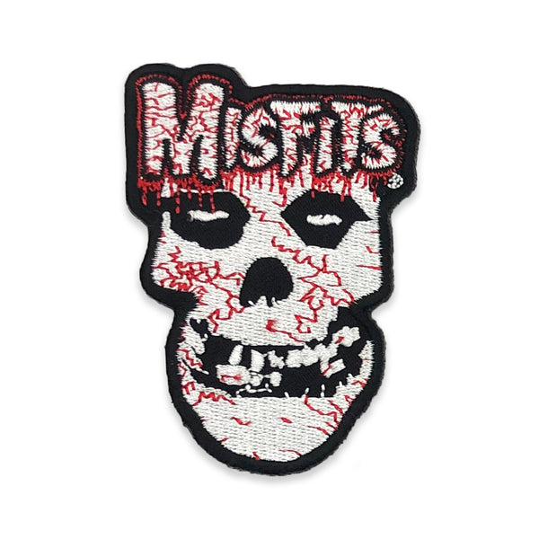 """Bloody Skull"" Patch"
