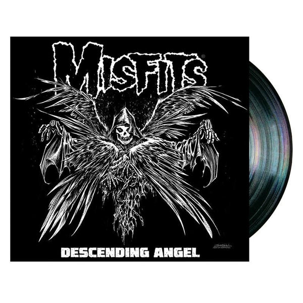 "Descending Angel 12"" Vinyl (Black Edition) - Misfits Records"