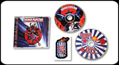Osaka Popstar: American Legends of Punk CD/DVD - Misfits Records - 2