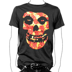 Pizza Fiend Tee - Misfits Records - 1