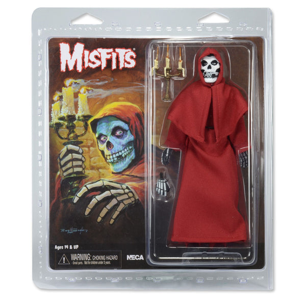 Misfits Fiend retro stylized action figure RED - Misfits Records