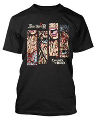"JuiceheaD ""Covered in Blood"" T-shirt"
