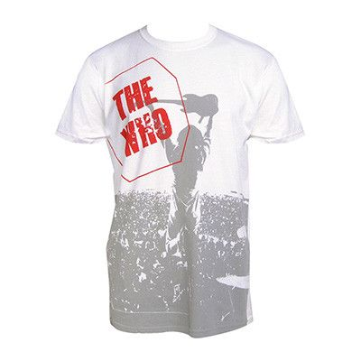Grey Shadow T-shirt - The Who Official Online Store - 1