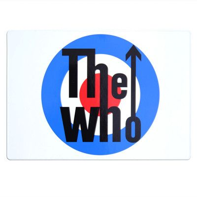The Who Musicskins 13 Laptop Skin - The Who Official Online Store