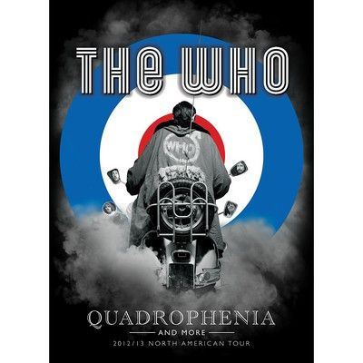 The Who Quadrophenia Tour Program - The Who Official Online Store