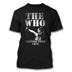 1973 T-shirt - The Who Official Online Store - 1