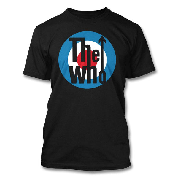 Classic Target T-shirt - The Who Official Online Store - 1