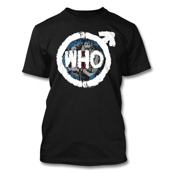 Looking Out T-shirt - The Who Official Online Store - 1