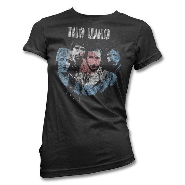 Reign T-shirt - Women's - The Who Official Online Store - 1