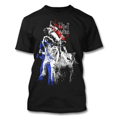 Roger T-shirt (Black) - The Who Official Online Store - 1