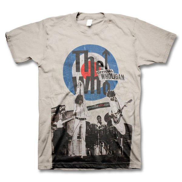 Official Wholigans T-shirt - The Who Official Online Store - 1