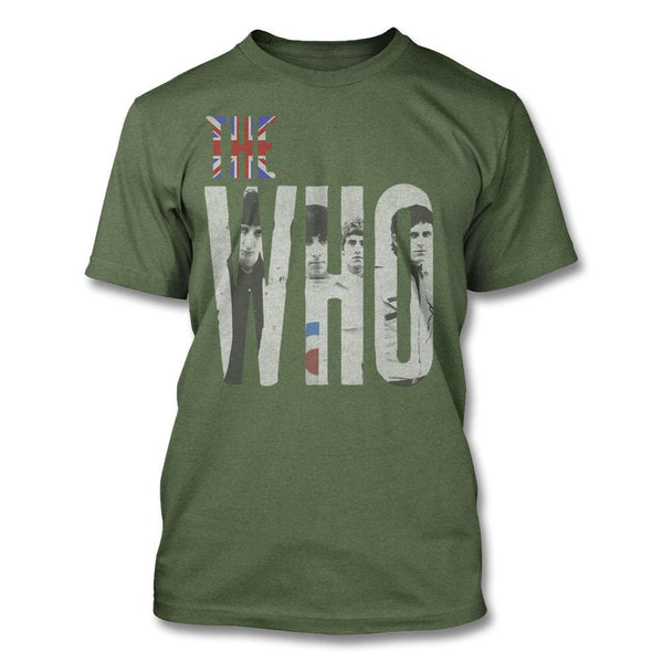 Look Out T-shirt - The Who Official Online Store - 1