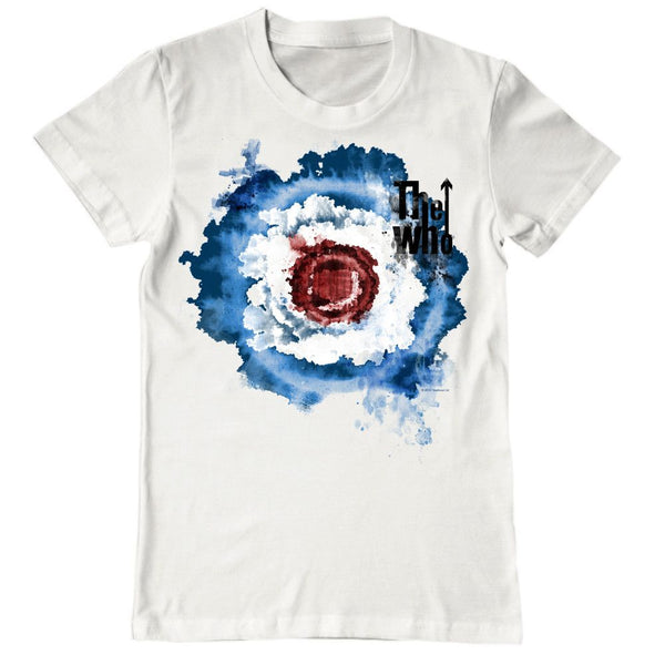 Bleed T-shirt - Women's (white) - The Who Official Online Store - 1