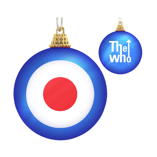 2016 Target Ornament - The Who Official Online Store