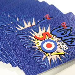 50th Anniversary Playing Cards - The Who Official Online Store - 2