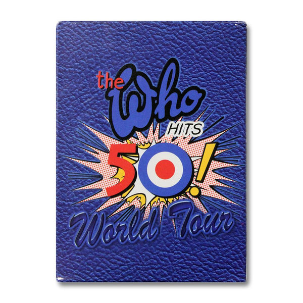 50th Anniversary Playing Cards - The Who Official Online Store - 1