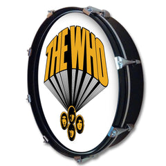 Lily Logo Drum Display - The Who Official Online Store - 2