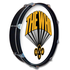 Lily Logo Drum Display - The Who Official Online Store - 3