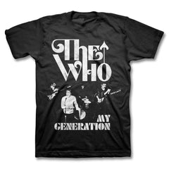 My Generation T-shirt (Black) - The Who Official Online Store - 1