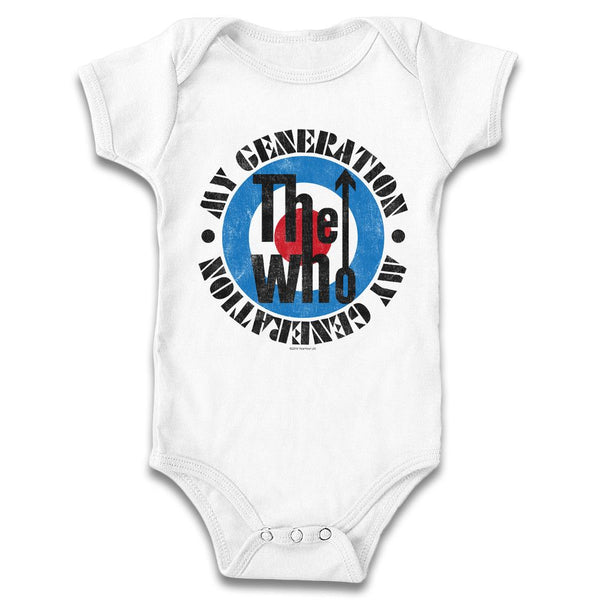My Generation Onesie - The Who Official Online Store