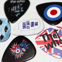 The Who Guitar Pick Set - The Who Official Online Store - 3