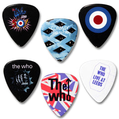 The Who Guitar Pick Set - The Who Official Online Store - 1