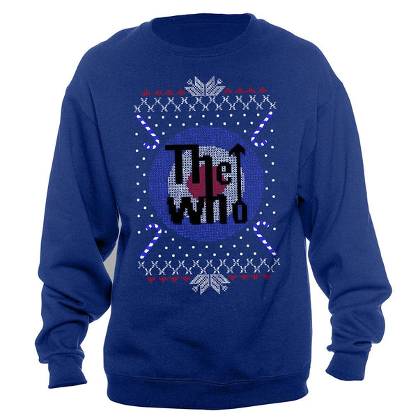 Target Holiday Sweater - The Who Official Online Store - 1