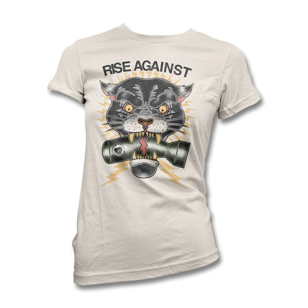 Panther T-Shirt - Women's - Rise Against Official Online Store - 1