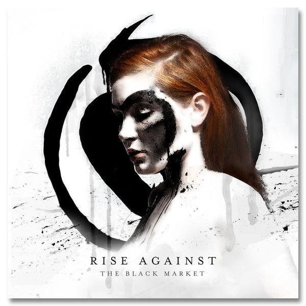 The Black Market CD - Rise Against Official Online Store