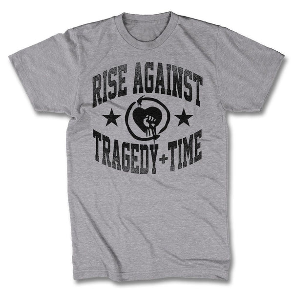 Tragedy & Time T-shirt - Rise Against Official Online Store - 1
