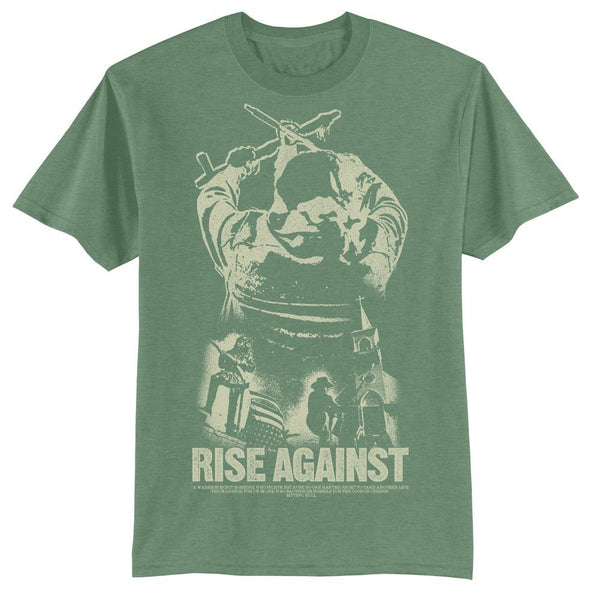 Wounded Men's T-Shirt - Rise Against Official Online Store - 1
