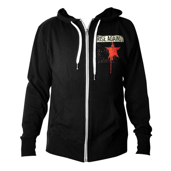 HIO Thumbhole Zip Hoodie - Rise Against Official Online Store - 1