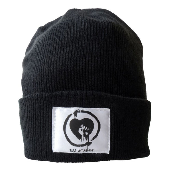 Patched Heartfist Beanie - Rise Against Official Online Store