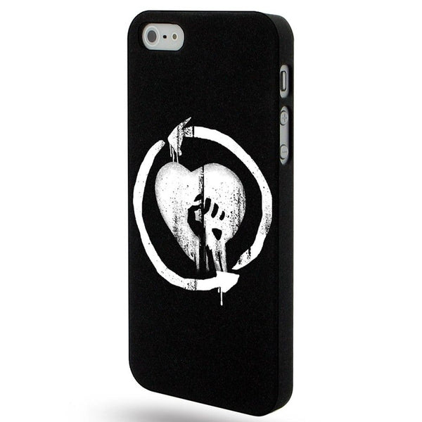 Heartfist iPhone 5 Case - Rise Against Official Online Store