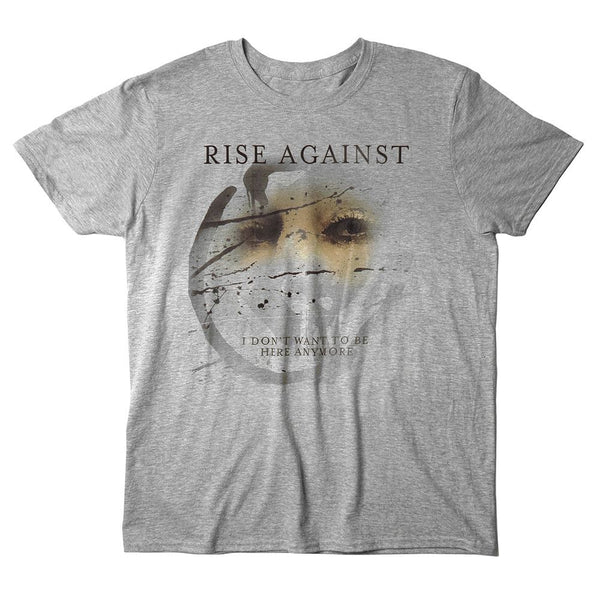 Anymore T-Shirt Men's - (Sport Grey) - Rise Against Official Online Store - 1
